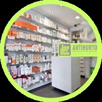 Seguridad sector Farmacias